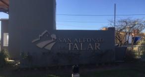 Excelente Lote San Alfonso del Talar